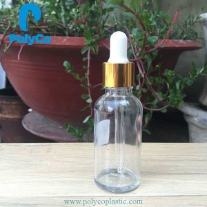 30ml serum bottle, high quality essential oil extraction bottle