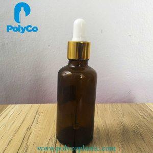 30ml brown serum bottle