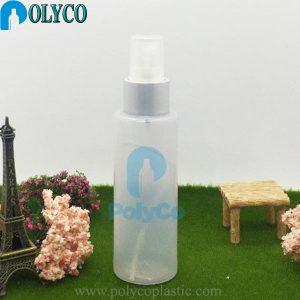 Cheap 100ml plastic mist spray bottle