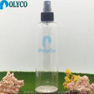 Botella de spray de plástico barata spray 200ml
