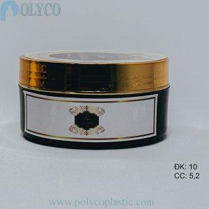 Pot de crème pour le corps 200gr, bouteille cosmétique bon marché