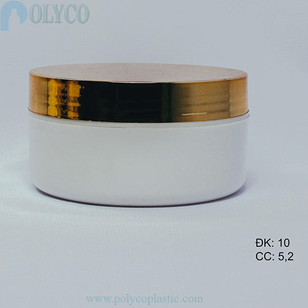 High quality 200ml body cream jar, beautiful 200ml cosmetic bottle