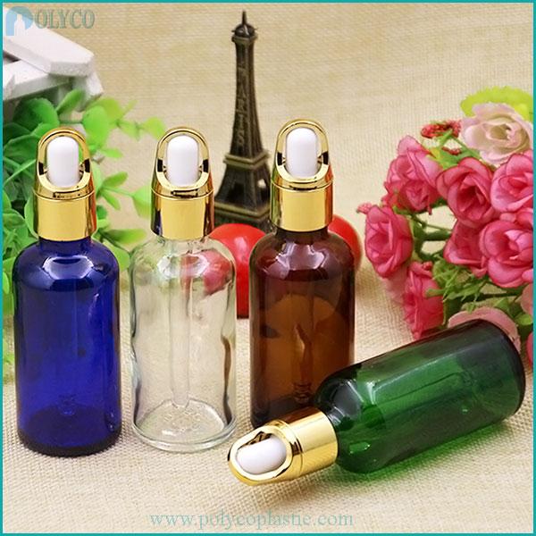 Cheap multicolor oil bottle