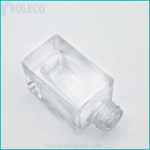 15ml square glass bottle for cheap essential oils