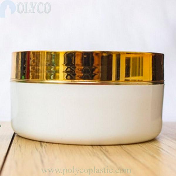 Body whitening cream jar 150gr