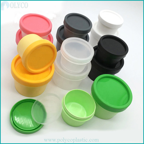 High quality plastic cup shape